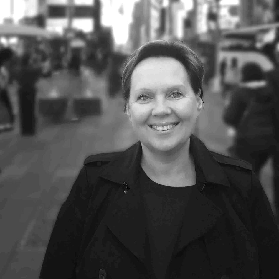 Anne Jacobsen, administrerende direktør i NCE Media