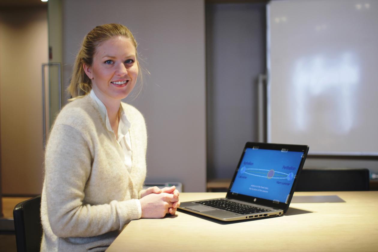 Anne Ingeborg Finsaas Reiestad, MOOC-student.