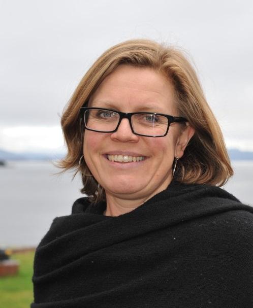 Annelin Eriksen, viserektor for globale relasjoner ved UiB
