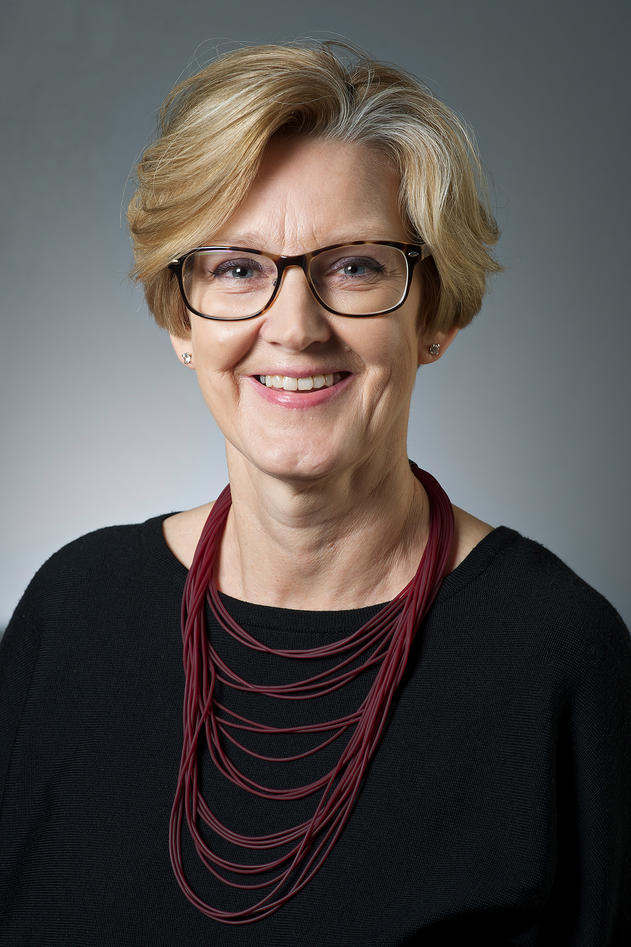 Pro-Rector Anne Lise Fimreite, University of Bergen (UiB).