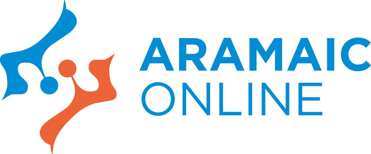 Aramaic online logo