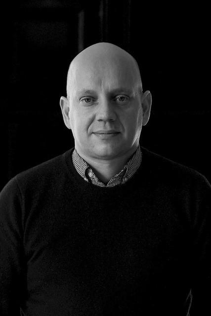 Portrait of Arild Eriksen