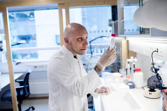 Study biomedical sciences in modern Norway   Education