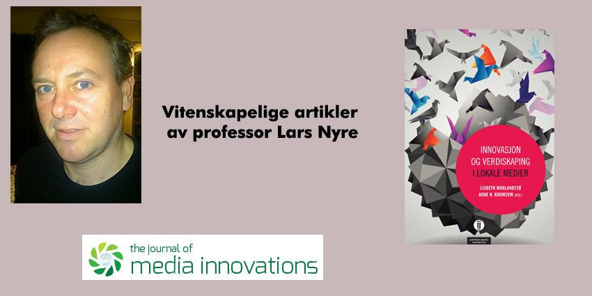 Artikler av professor Lars Nyre