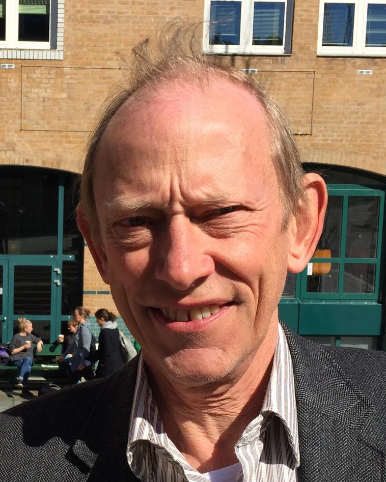 Dekan Jan Erik Askildsen ved Det samfunnsvitenskapelige fakultet, UiB