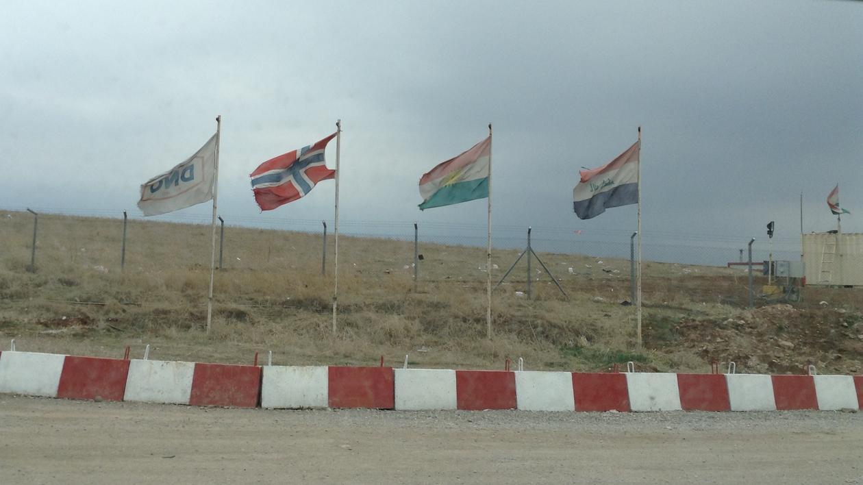 DNO Iragi KUrdistan Energehics