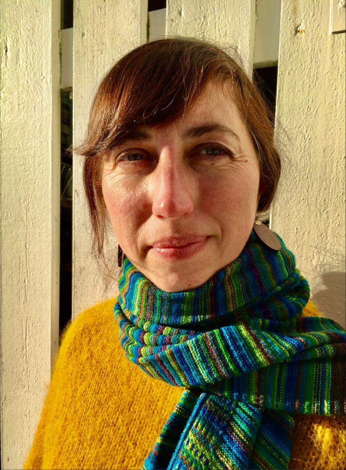 Portrett av Anna Watson