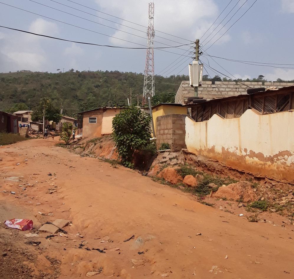 Ayi Mensah Township