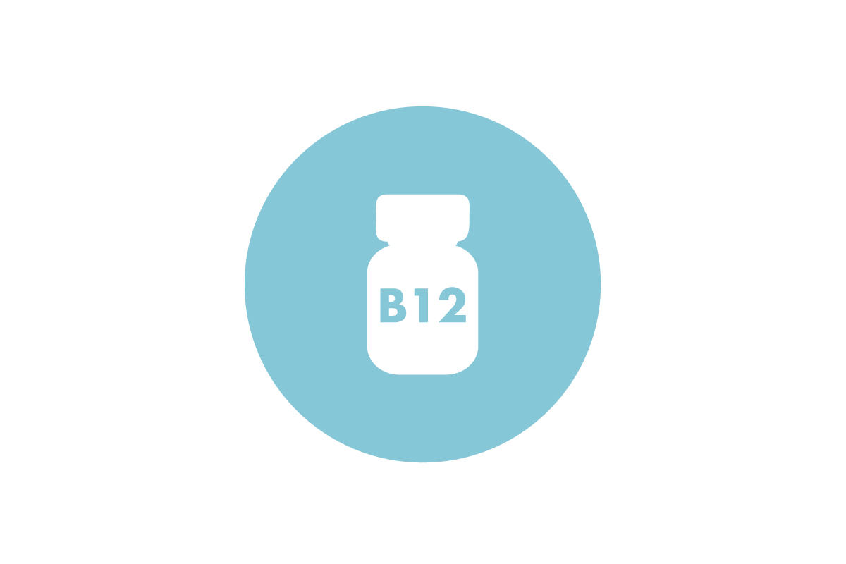 icon  B12 pregnancy study