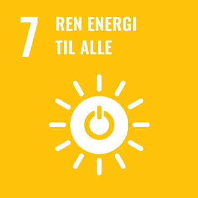 Bærekraftsmål 7 - Ren energi til alle