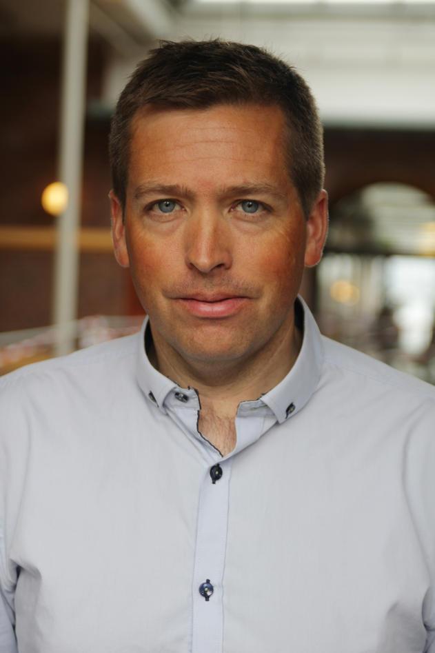 Jostein Bakke, professor ved Institutt for geovitskap.