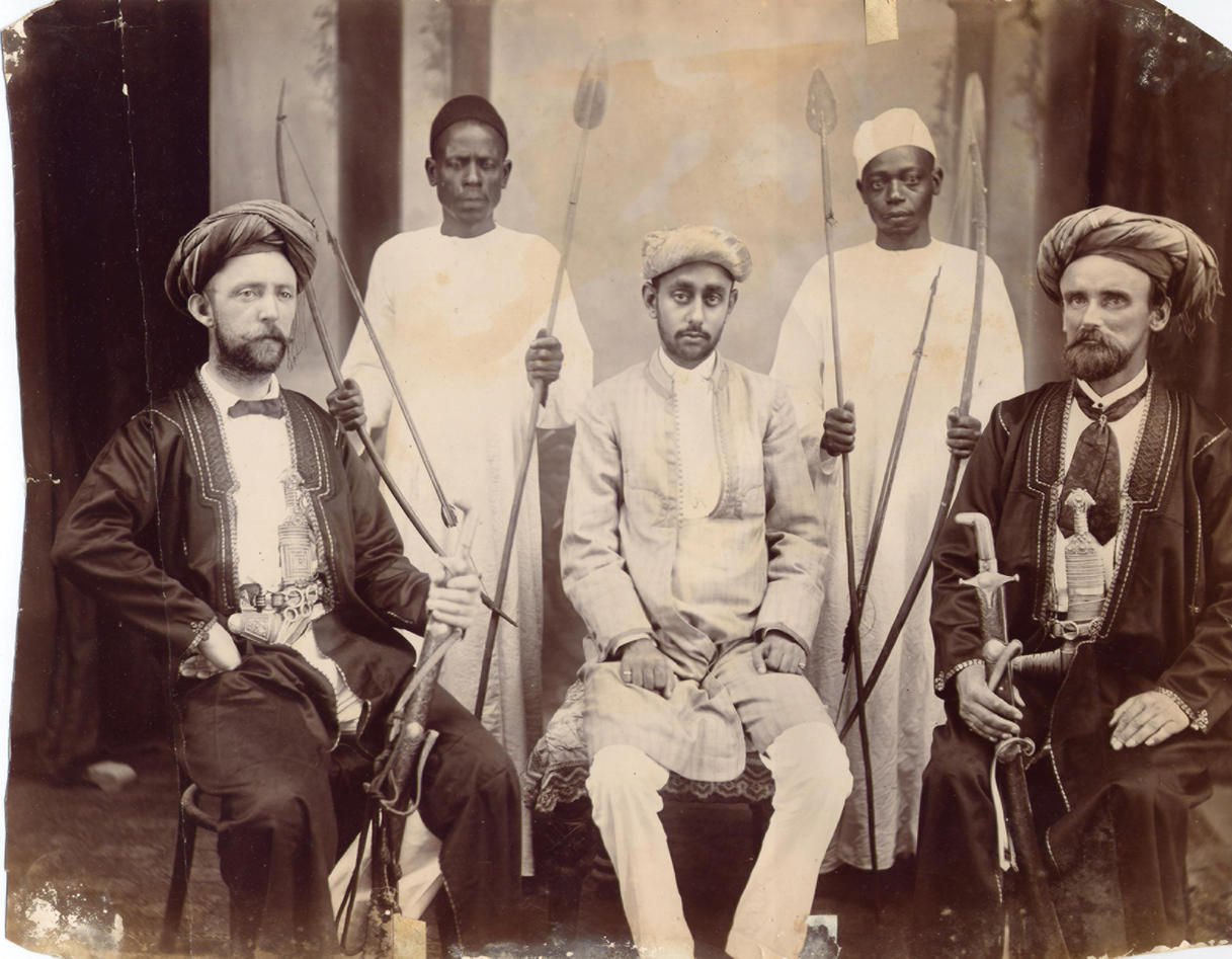 Zanzibar Olsen