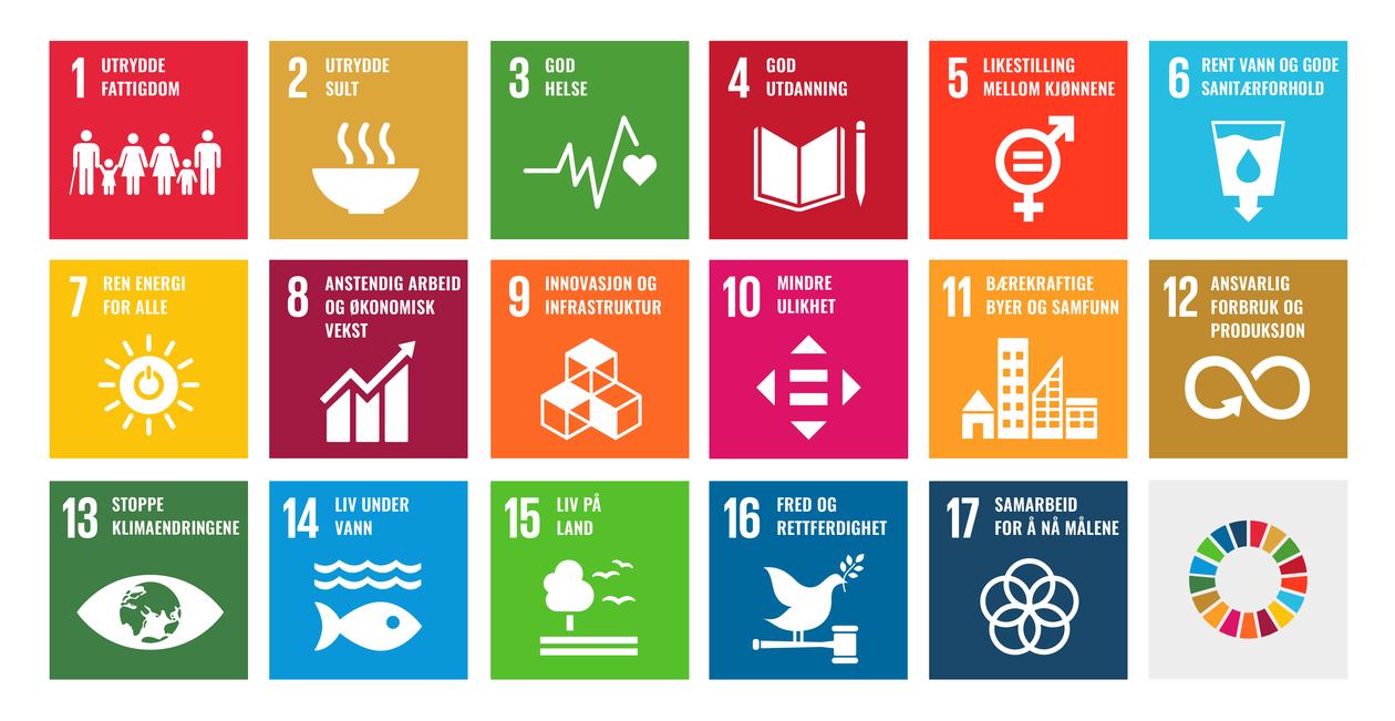 FN's bærekraftsmål