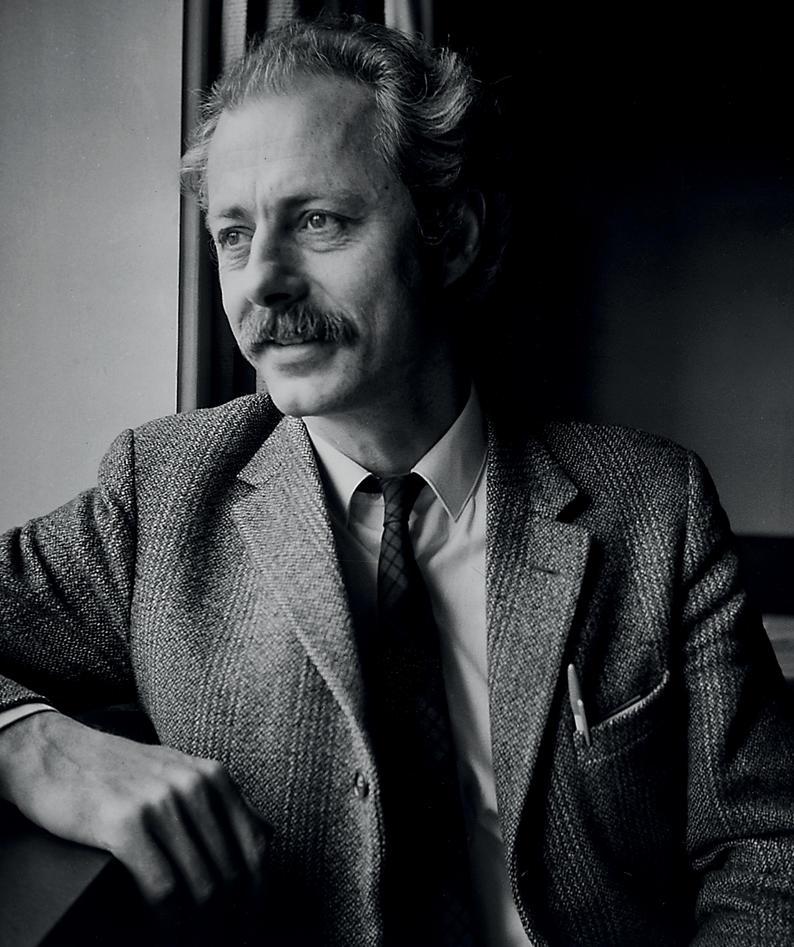 Professor Fredrik Barth