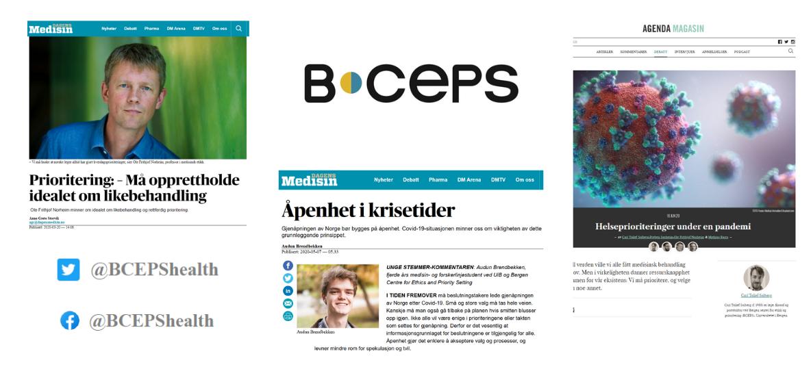 BCEPS in the Media