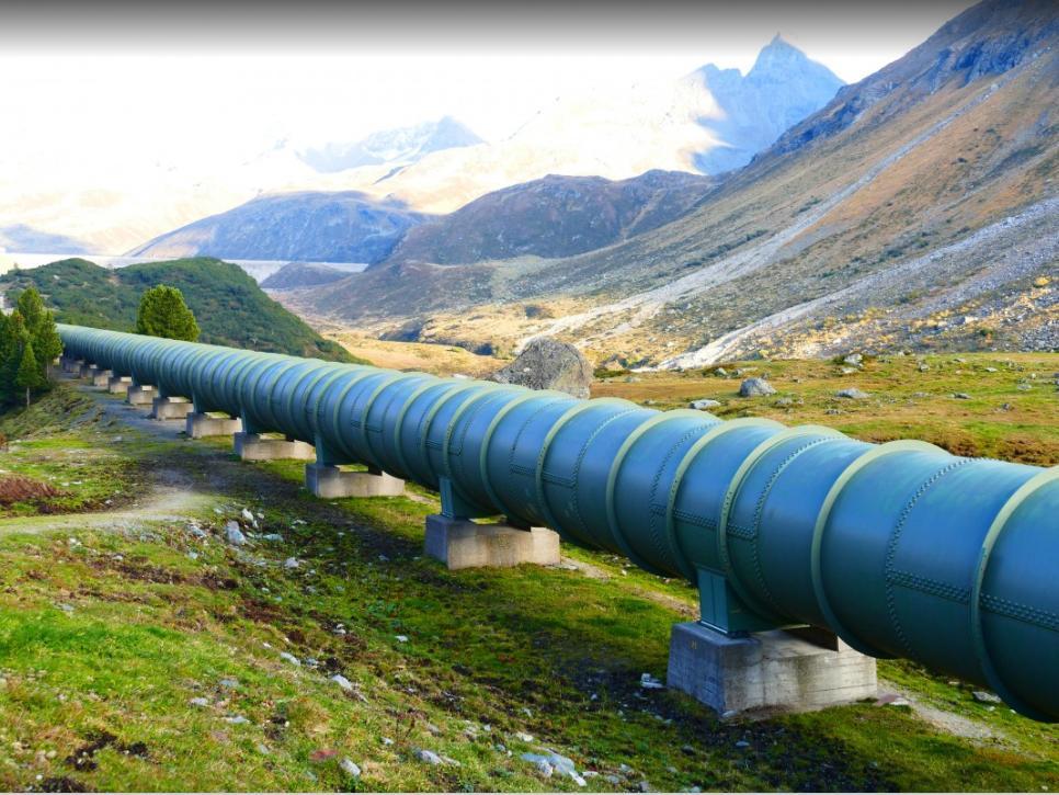 Belab natural gas