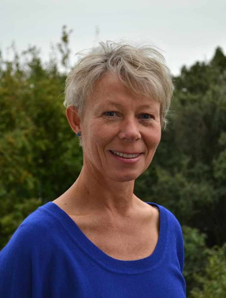 Portrettfoto Åse Berg