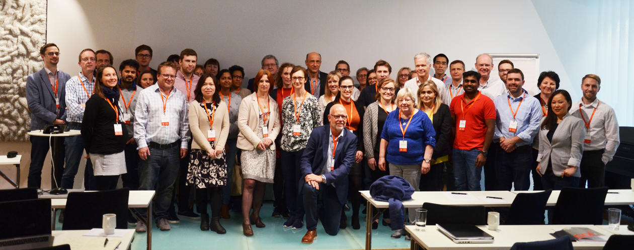 Group photo at the Bergen Fibrosis Conference 2019-2305