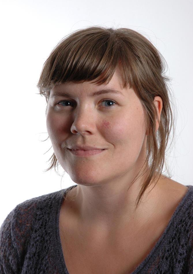Portrettfoto Bergit Brattekås