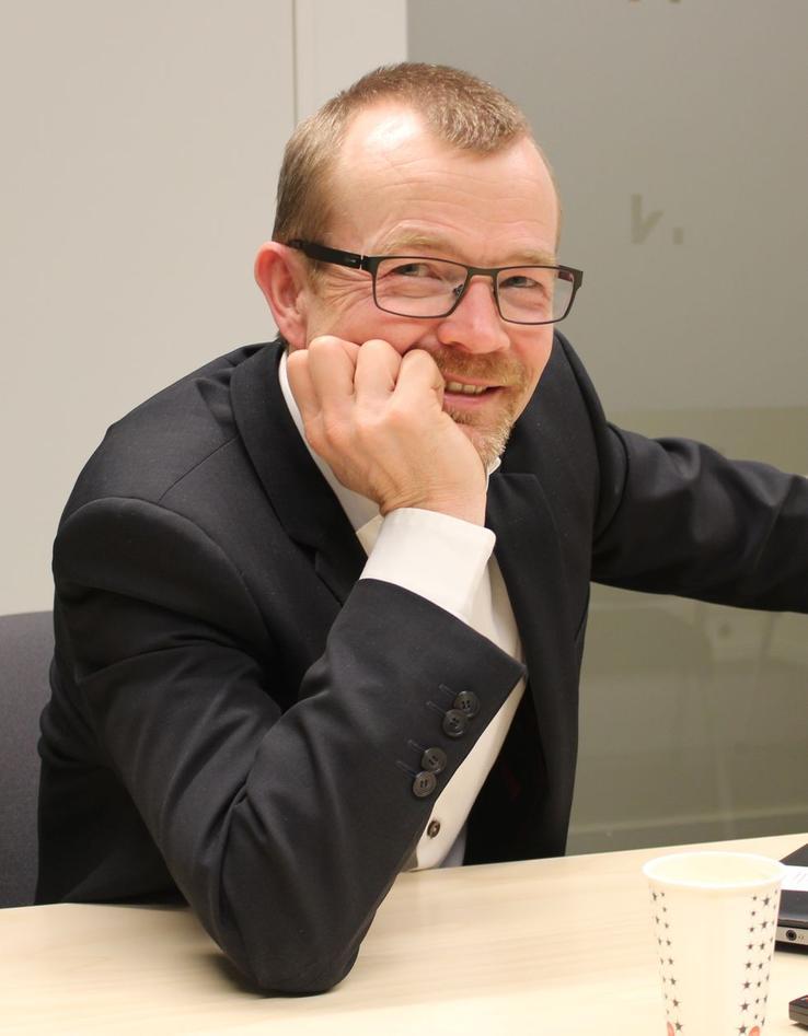 Kjetil Bergmann