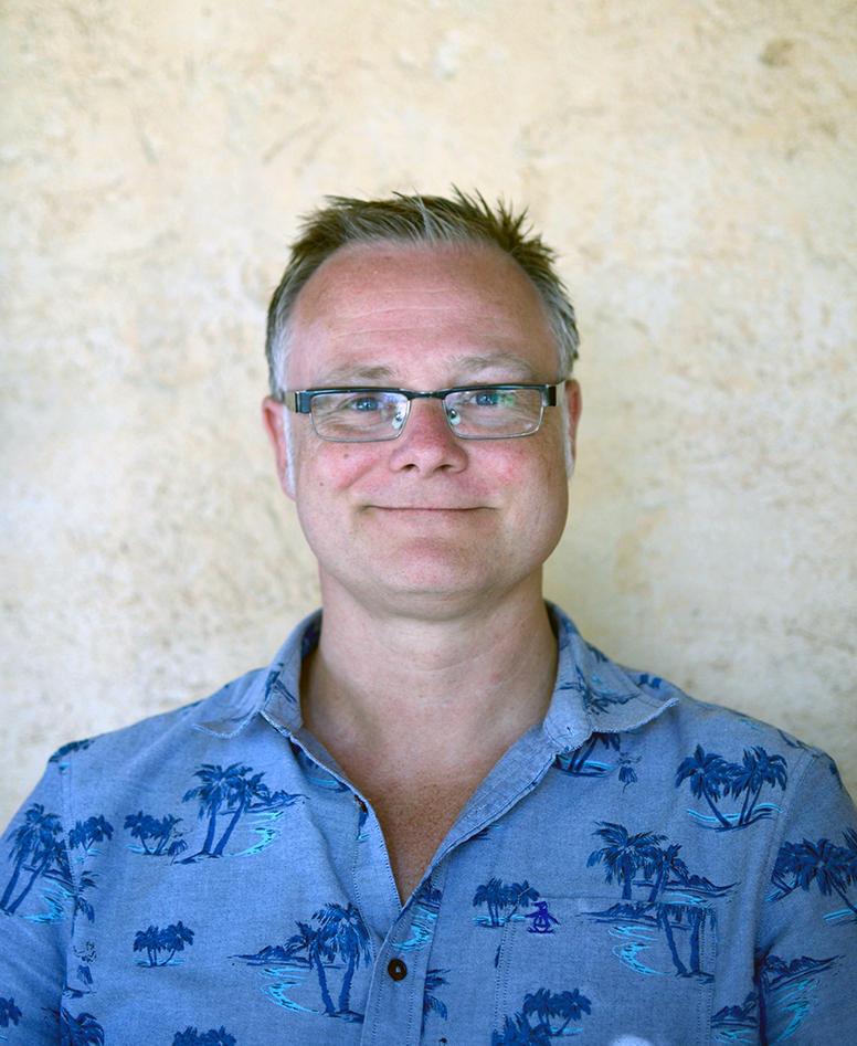 Portrait of Bjørn E. Bertelsen