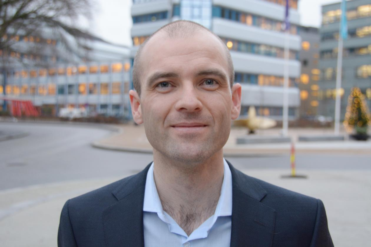 Researcher Stian Knappskog, Department of Clinical Science, University of Bergen.