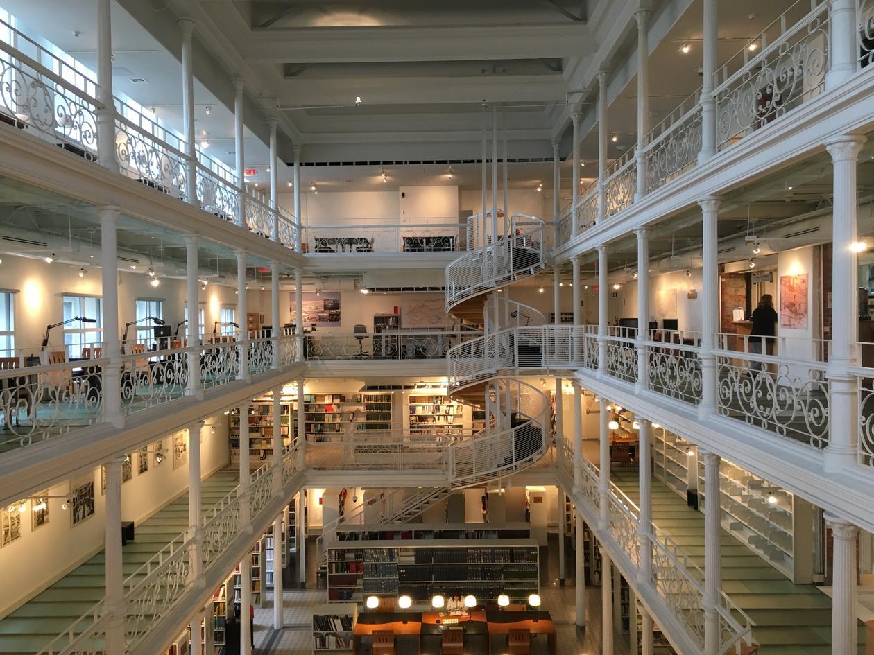 Bibliotek i Montreal