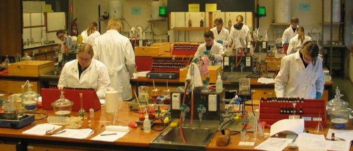 Laboratoriearbeid