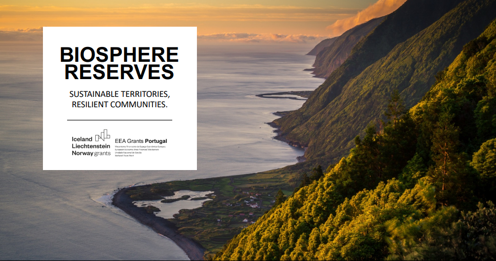 """Poster for the project """"Biosphere Reserves: sustainable territories, resilient communities"""""""