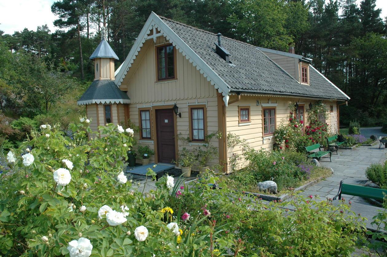 Blondehuset at the Arboretum