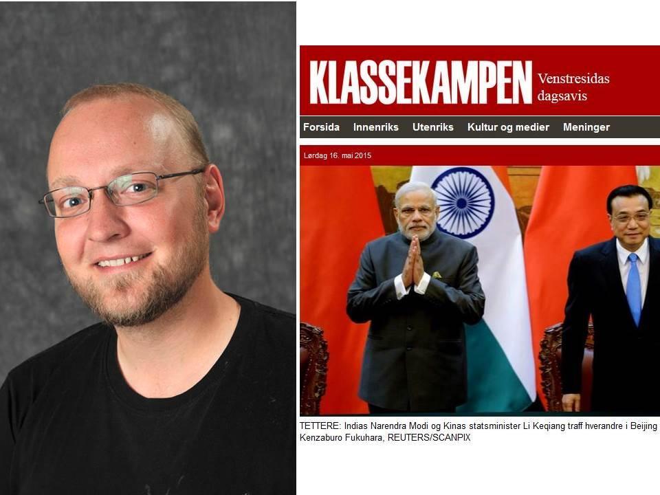 Bo Nielsen Klassekampen