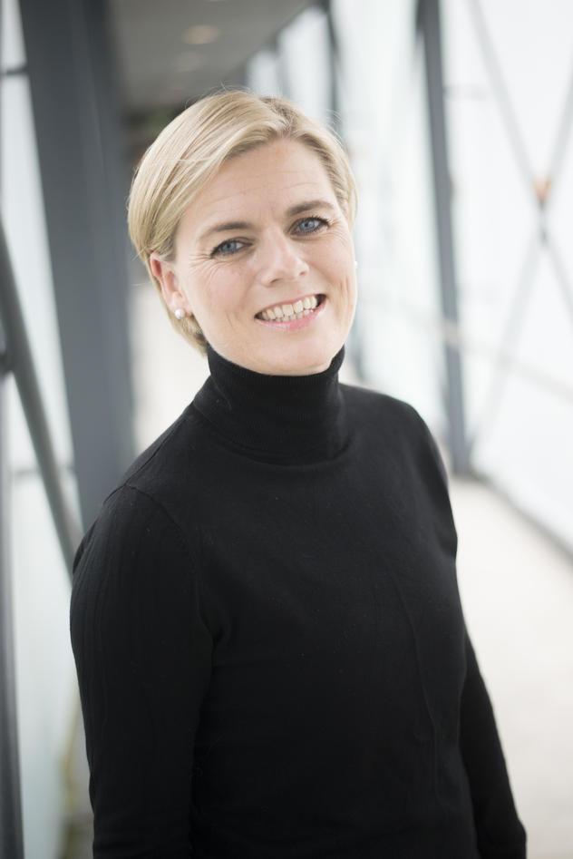 Portrettfoto Bodil Bø Våga
