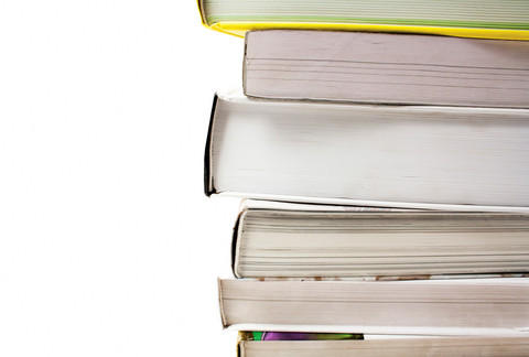 Illustration picture of books