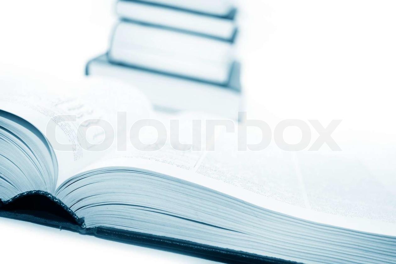 Åpen bok