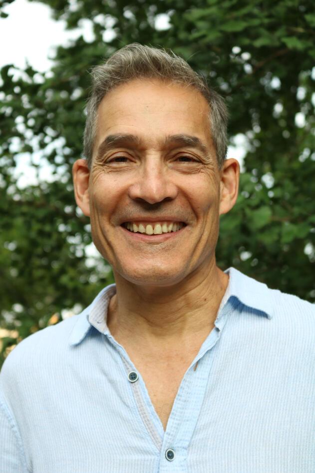 Picture of professor George Bonanno