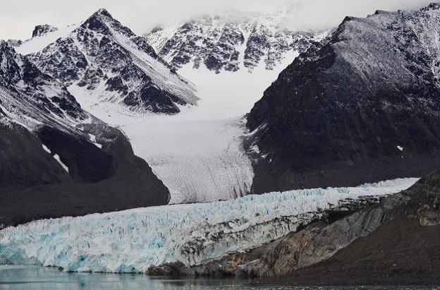 Northwest Spitsbergen