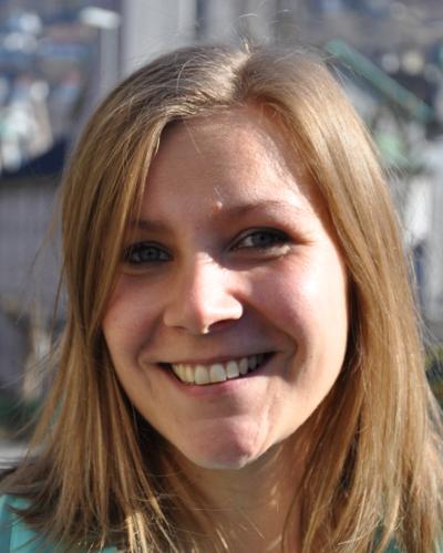 Julie Ane Ødegaard Borge.