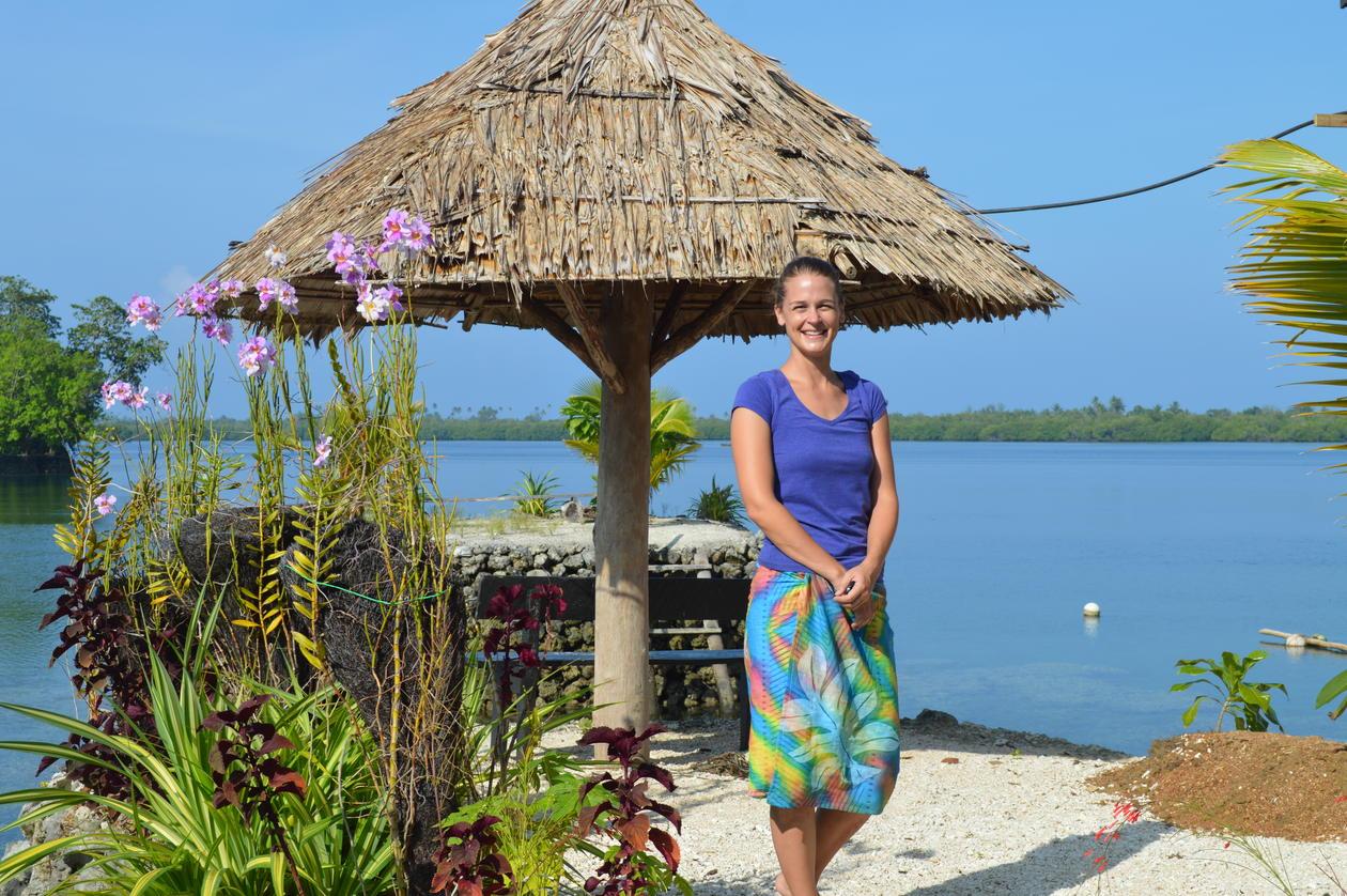 Camilla Borrevi på Palau