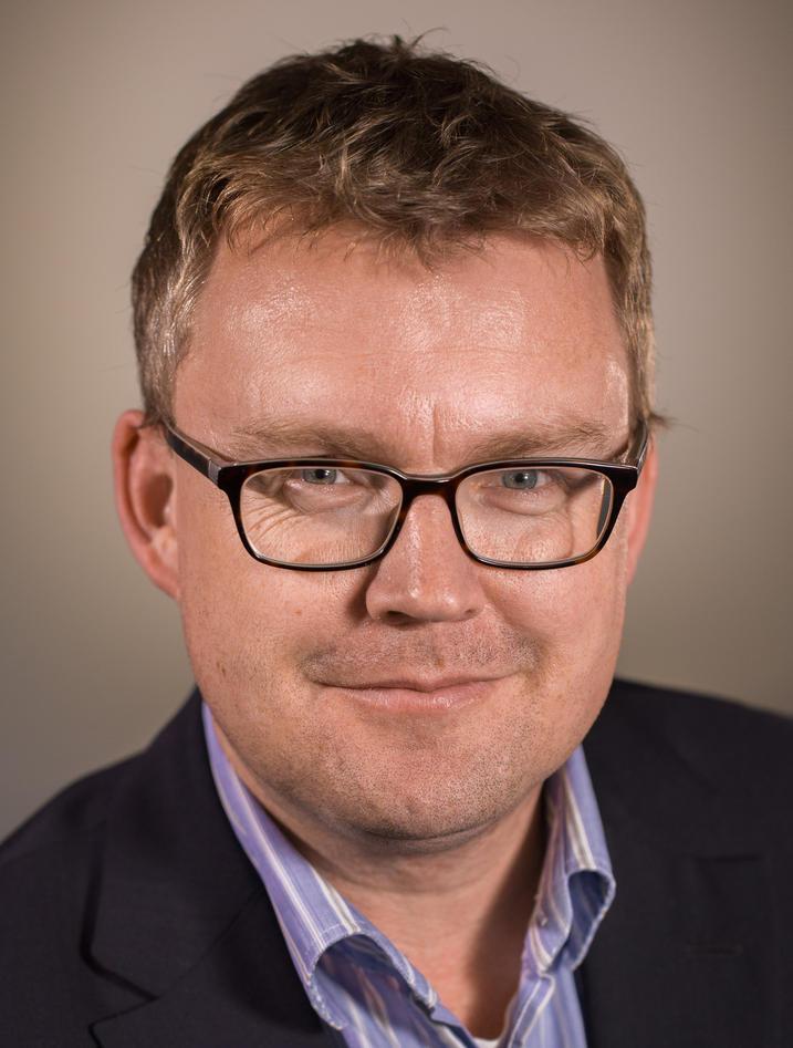 Vice Dean Bjørnar Borvik