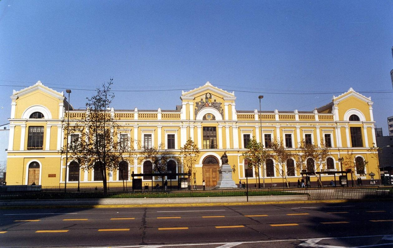 Flott bygning