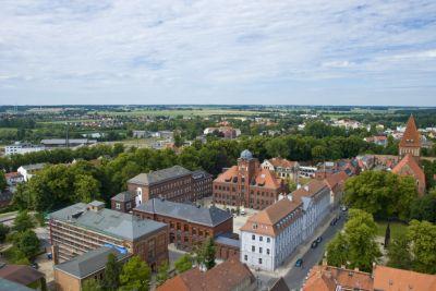 Oversikt over campus