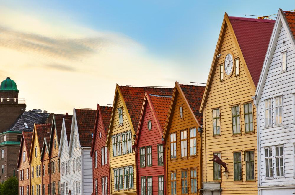 Unesco World Heritage - Bryggen