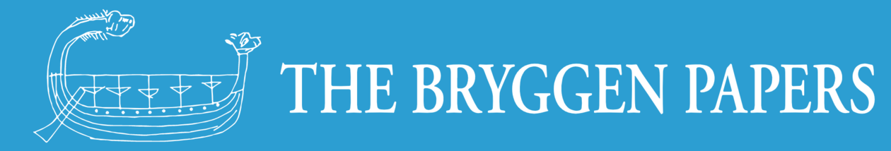 The Bryggen Papers logo