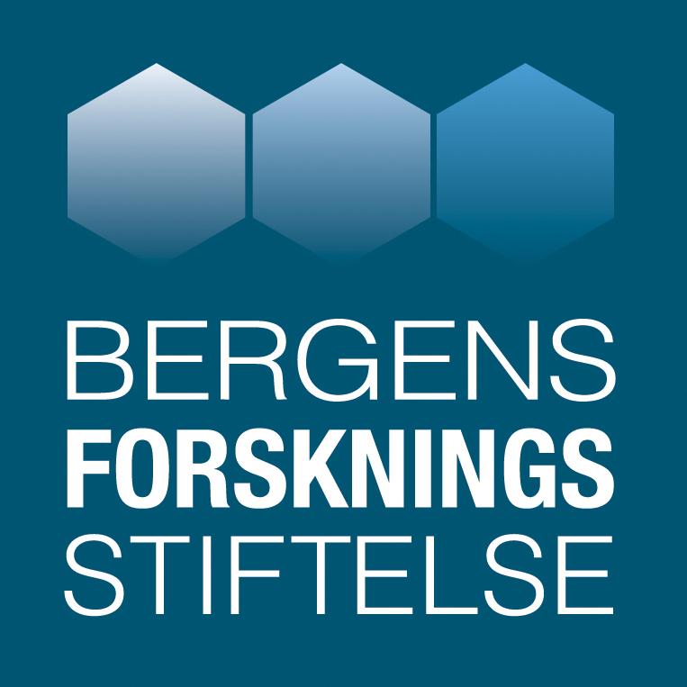 Bergens forskningsstiftelse logo