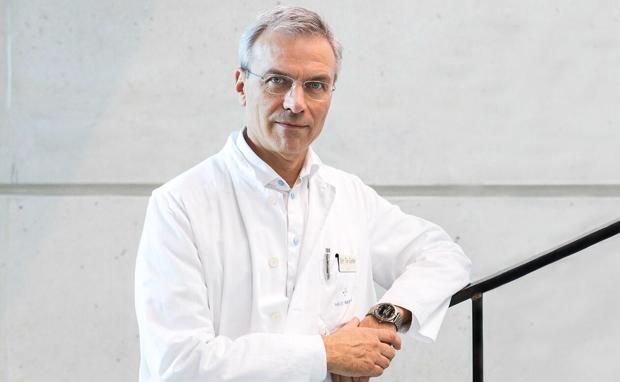 Portrettfoto av Bjørn Tore Gjertsen