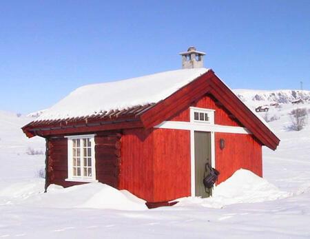 Bilde av hytten Butten på Ustaoset