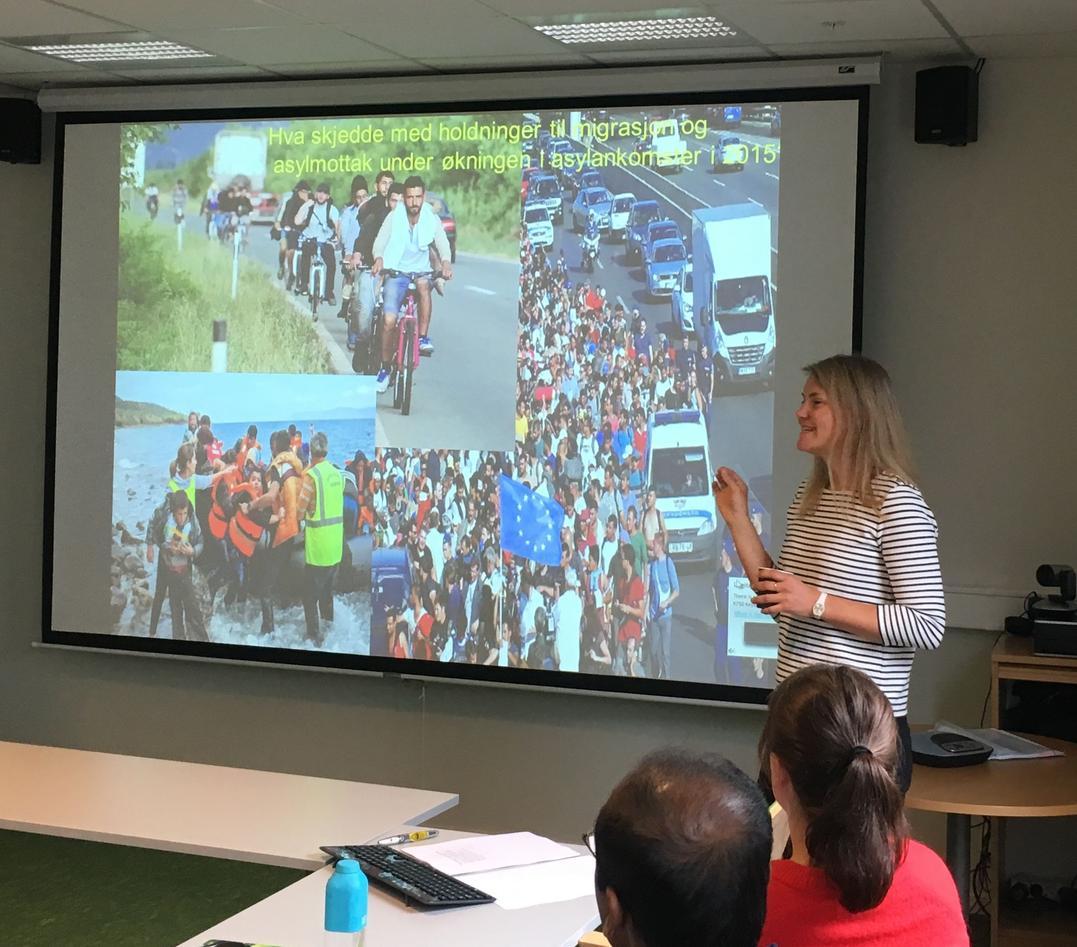 Susanne Bygnes foredrag UDI