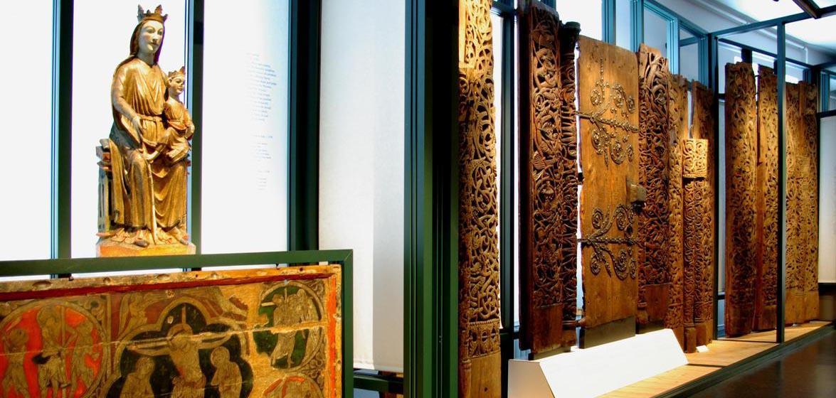 Portaler i Kirkekunstsamlingen
