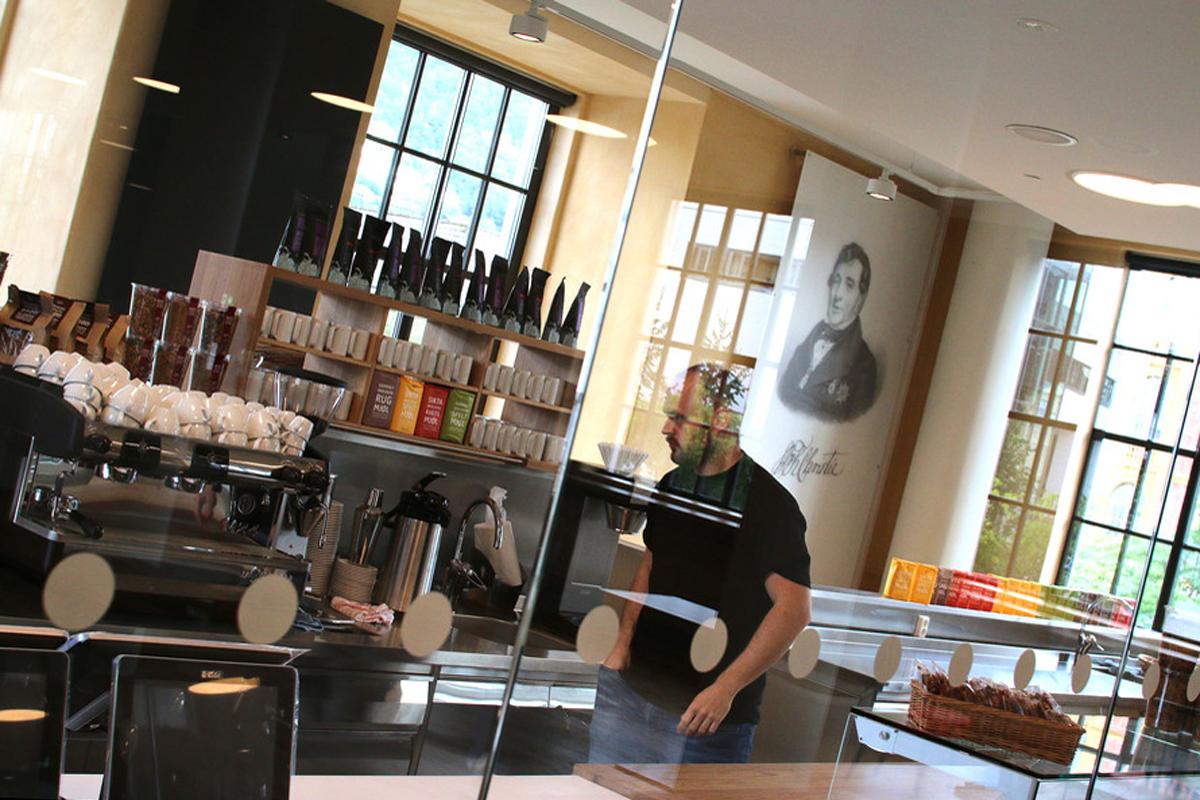 Bilde fra Christie Café