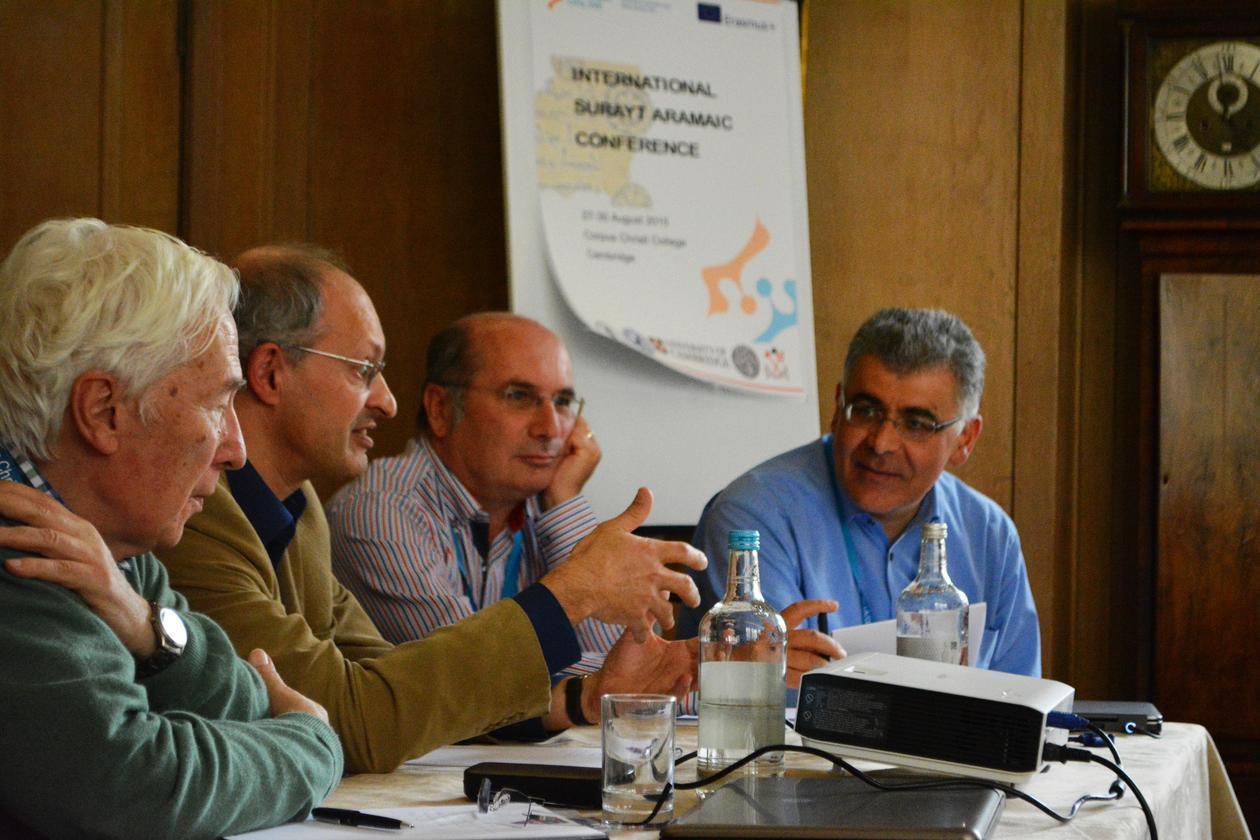 Forskere samlet til konferanse i Cambridge